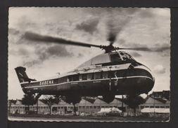 "CPSM Gf . SIKORKY ""5-58"" De La SABENA . - Hélicoptères"