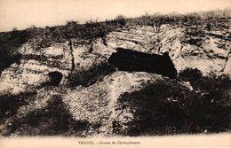 VESOUL -70- GROTTE DE CHAMPDAMOY - Vesoul