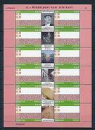 [17293] Netherlands Niederlande 2002 Province Sheet Of Utrecht MNH NVPH V2072 - Netherlands