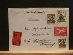 73/277  LETTRE  1958  EXPRES - 1945-.... 2nd Republic