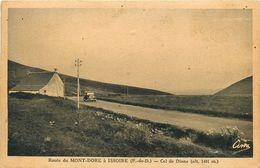 63 - ISSOIRE - PUY DE DOME - ROUTE DU MONT DORE - COL DE DIANE - VOIR SCANS - Issoire