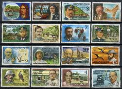 1977 - CHRISTMAS ISLAND - Catg. Mi. 69/84 - NH - (R-SI.331.713 - 11) - Christmas Island
