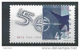 Danemark 1999 N°1213  Neuf ** OTAN - Danemark