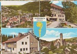 Alpirsbach   H603          ( 4 Blick)  Kloster Und Kurstadt ... - Alpirsbach
