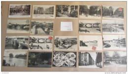 Lot De 135 Cartes Postales De COMPIEGNE SANS LE CHATEAU - Compiegne