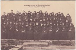 28282g   CHINE - CHINA - Religieuses Chinoises De Chungking Setchoan - Chineses Nuns Of Chungking - Chine