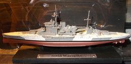 NAVE HMS WARSPITE MARINA BRITANNI CA - Boats
