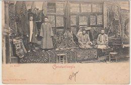 28298g  CONSTANTINOPLE - Au Bazar - Turquie