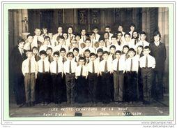 SAINT DIZIER , Photo , Les Petits Chanteurs De La Noue - Saint Dizier