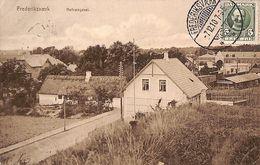 Frederiksvaerk - Hofvaengevel (1910) - Danemark