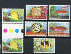 1979 - COCOS ISLAND - Catg. Mi. 34/36+38/39 - NH - (R-SI.331.713 -  24) - Isole Cocos (Keeling)