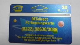 Austria-(p71)-decdirect-(205l)-(20ein)-tirage-7.000-+1card Prepiad Free - Austria