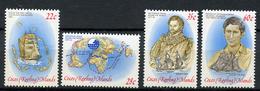 1980 - COCOS ISLAND - Catg. Mi. 61/64 - NH - (R-SI.331.713 -  24) - Isole Cocos (Keeling)