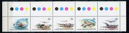1981 - COCOS ISLAND - Catg. Mi. 68/72 - NH - (R-SI.331.713 -  24) - Isole Cocos (Keeling)