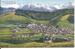 Suisse Einsiedein Mit Glarnischgruppe - Switzerland