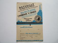 ETS DESSAILLY - La Maison Des Anthracites - 180, Rue Lafayette - Arrondissement: 10
