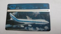 Austria-(p189)-aerolineas Arfentinas-(307l)-(20ein)-tirage-500-+1card Prepiad Free - Autriche