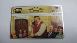 Austria-(p194)-news-deix-(307l)-(20ein)-tirage-15.000-+1card Prepiad Free - Autriche