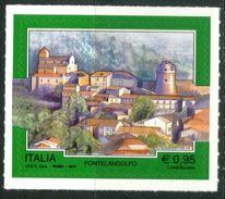ITALIA / ITALY 2017** - Turismo - Pontelandolfo - 1 Val. Autoadesivo MNH Come Da Scansione - 6. 1946-.. Repubblica