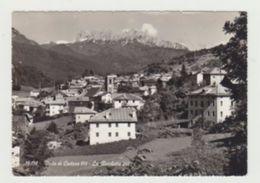 VADO DI CADORE - LA ROCCHETTA - VIAGGIATA - ITALY POSTCARD - Belluno