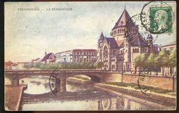 Strasbourg - La Synagogue - Strasbourg