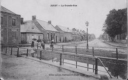 Jussy - La Grande Rue - France