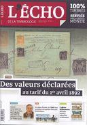 Echo De La Timbrologie N°1913 Janvier 2017 - Français (àpd. 1941)