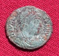 VALENS, AE 3, 2.10. Gr. IV C.A.D, (53) - 7. L'Empire Chrétien (307 à 363)