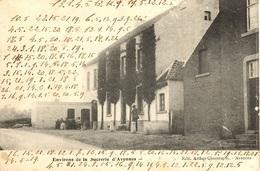 Avennes (Braives) Environs De La Sucrerie - Braives