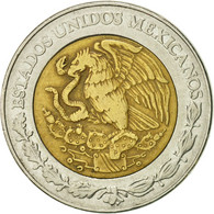 Mexique, 5 Pesos, 2004, Mexico City, TB+, Bi-Metallic, KM:605 - Mexico