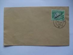 ZANZIBAR - 1964 Handstamped Envelope With Jamhurt 1964 Overprint - Zanzibar (1963-1968)