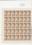 TIMBRES D INDOCHINE NEUF SANS GOMME NR 284 X 35 JEUNESSE SPORTIVE 1944 COTE 91€ - Ungebraucht