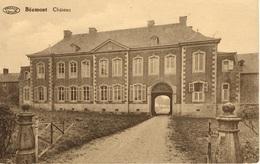Béemont (Ouffet). Château - Ouffet