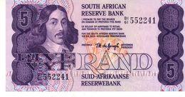 South Africa P.119b 5 Rand 1978-94 Unc - Sudafrica