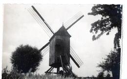 Mainvault : Ath  Moulin Derumier (D'ou Manne) CARTE PHOTO DE 1954. - Ath