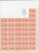 TIMBRES D INDOCHINE NEUF SANS GOMME NR 284X35-224X37-241X45  1941-44 COTE 111.50€ - Ungebraucht