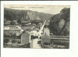 Comblain Au Pont La Vallée De L'Amblève ( Train Au Passage à Niveau ) - Comblain-au-Pont