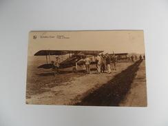 Schaffen - Diest  :   Plaine D'Aviation - Avion - Aviation - Diest