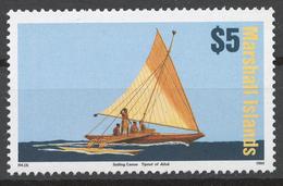 Marshall Islands 1994 Mi# 509** DEFINITIVE, SAILING VESSEL - Marshall Islands