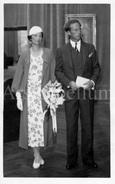 Postcard / ROYALTY / Belgique / Reine Astrid / Koningin Astrid / Koning Leopold III / Roi Leopold III / 1935 - Musées