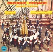 45 TOURS YOSKA GABOR MUSIQUE TZIGANE SAPHIR LDP 5044 L ALOUETTE / LES YEUX NOIRS / LES DEUX GUITARES / + 1 - World Music