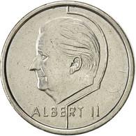 Belgique, Albert II, Franc, 1997, Brussels, TTB+, Nickel Plated Iron, KM:187 - 1993-...: Albert II