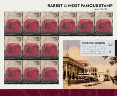 Guyana-2017-Postal History BRITISH GUIANA 1c MAGENTA RAREST STAMP -I70127 - Andere