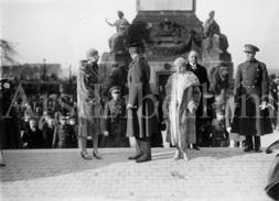 Photo / Belgium / Belgique / Roi Albert I / Koning Albert I / Koningin Elisabeth / Reine Elisabeth / Prins Karel - Célébrités