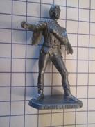MOK714 : Figurine Publicitaire Années 50/60 Plastique Dur MARQUE INCONNUE : THIERRY LA FRONDE En Moule-boules - Figurines