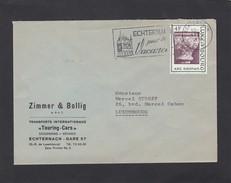 ZIMMER + BOLLIG. TRANSPORTS INTERNATIONAUX,ECHTERNACH. - Luxemburg