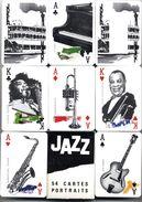 Musique Music JAZZ - 54 Cartes - 54 Cartes