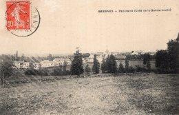 """V11551 Cpa 87 Bessines Panorama """" Côté De La Gendarmerie"""" - Bessines Sur Gartempe"""