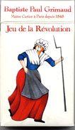 Jeu De La Révolution - Histoire De France -  Jeu De 54 Cartes - 54 Cartes