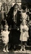 Postcard / ROYALTY / Belgique / Koningin Astrid / Reine Astrid / Princesse Joséphine Charlotte / Hoboken / Prins - Familles Royales